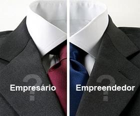 Empresario ou Empreendedor