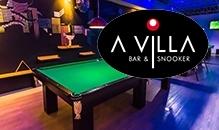 A Villa Bar & Snooker