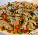 Memória Gastronômica - Ceviche