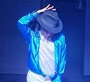 Michael Jackson encerra Semana do Rock