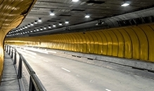 Túnel Ayrton Senna II será interditado para manutenção